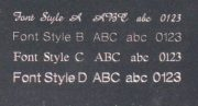 Font_Style_Silver-2