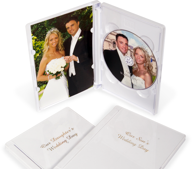 Wedding DVD Case