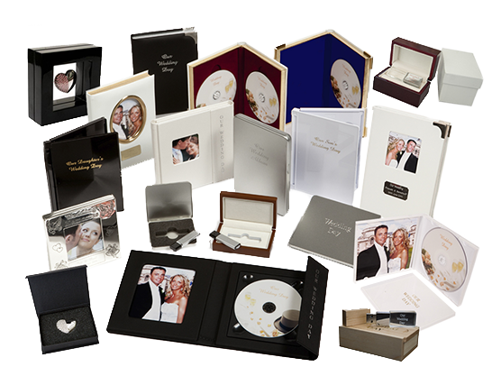 Wedding Presentation Cases